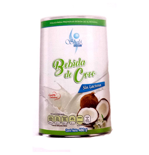 Bebida de coco 480 gr - Shelo Nabel